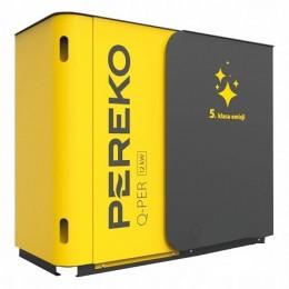 Piec Kocioł Pereko Q-Per 18 kW Ekogroszek EcoDesing