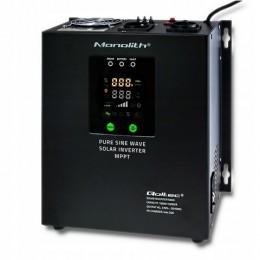 Qoltec PURE SINE WAVE 1800 W 40 A PV Inwerter Falownik Solarny