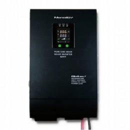 Qoltec PURE SINE WAVE 3500 W 60 A PV Inwerter Falownik Solarny