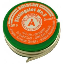 Lut miękki Amasan 100 g 3.0 mm