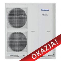 AQUAREA 9 kW H T-CAP WH-MXC09H3E5 MONOBLOK