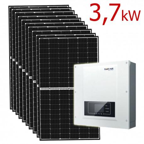 Zestaw Fotowoltaiczny 3,7 kW
