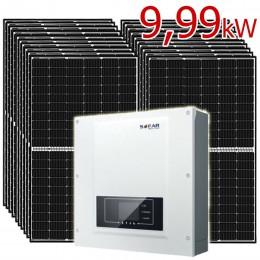 Zestaw Fotowoltaiczny PV 9,99 kW na panelach Longi 370W