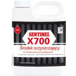 SENTINEL X700 LOGOS ŚRODEK CZYSZCZĄCY DO INSTALACJI PODŁOGOWEJ 1L